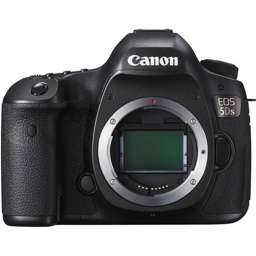 Canon EOS 5DS -50.6 MP Full-Frame CMOS Sensor