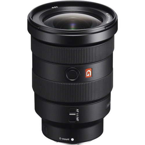 Sony 16-35mm f/2.8 GM Lens