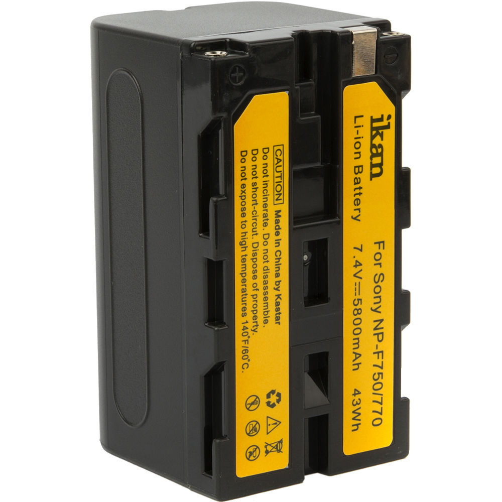 NP-F750 Sony L-Series Compatible Battery