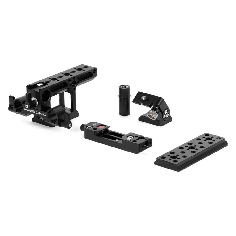 Wooden Camera Complete Top Mount Kit for RED Komodo