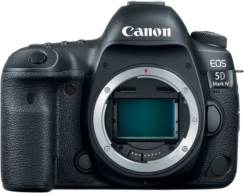 Canon EOS 5D Mark IV with Canon Log
