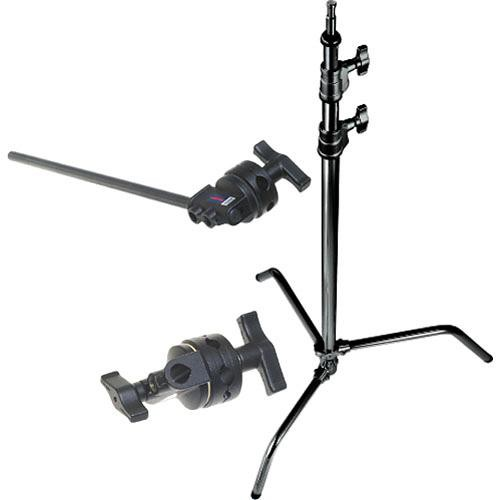 Avenger A2033LCB 11' Turtle Base C-Stand Grip Arm Kit (Black)