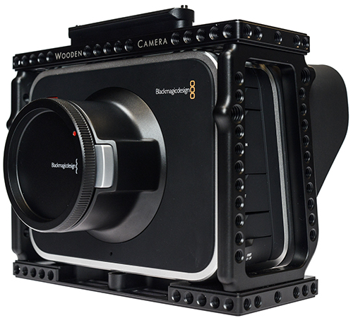 Blackmagic Cinema Camera - EF Mount