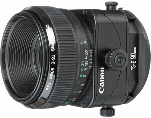 Canon TS-E 90mm f/2.8 Tilt-Shift