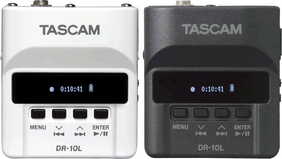 Tascam DR-10L Bride & Groom Kit