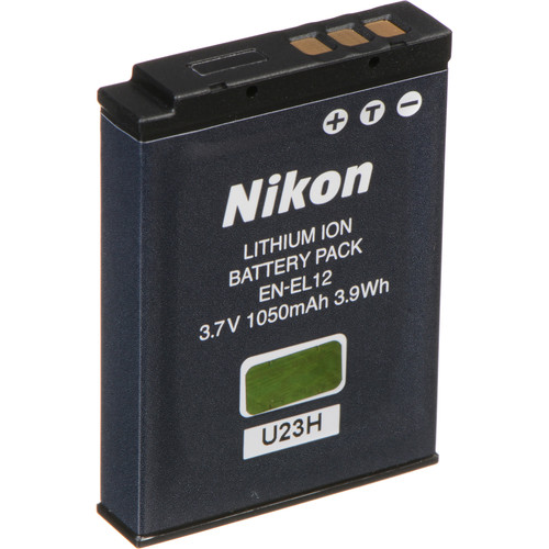Nikon EN-EL12 Lithium-Ion Battery