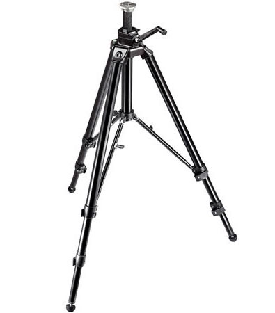 Manfrotto 475 Digital Pro Geared Aluminium Tripod Legs