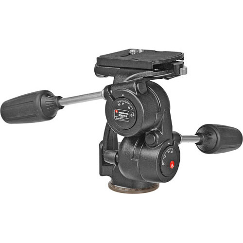 Manfrotto 808RC4 3Way Pan Tilt Head