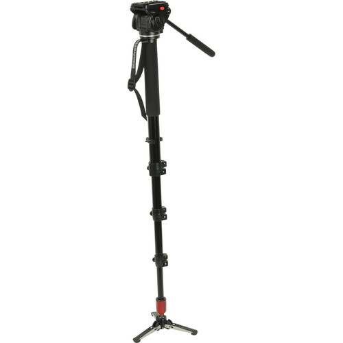 Manfrotto Monopod with 561BHDV-1 Fluid Head