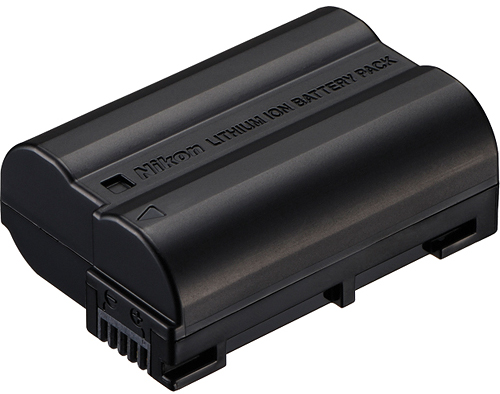 Extra Nikon EN-EL15 LI-ion Rechargeable Battery