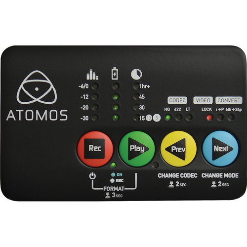 Atomos Ninja Star Pocket-Size ProRes Recorder & Deck
