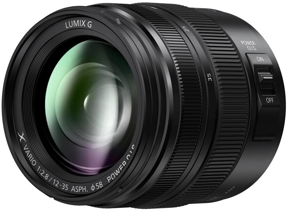 Panasonic Lumix G X Vario 12-35mm F/2.8 II Lens for Micro Four Thirds