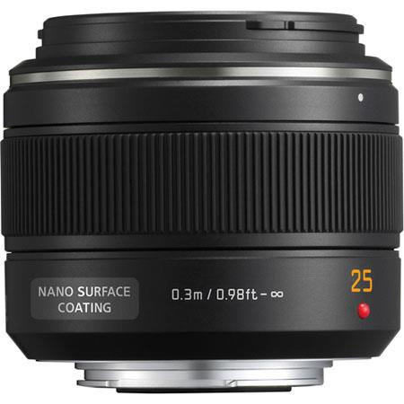 Panasonic 25mm f/1.4 Leica DG Summilux Aspherical Lens for Micro Four Thirds