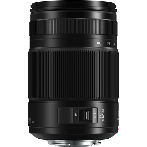 Panasonic LUMIX G X Vario 35-100mm f/2.8 II Power OIS Lens