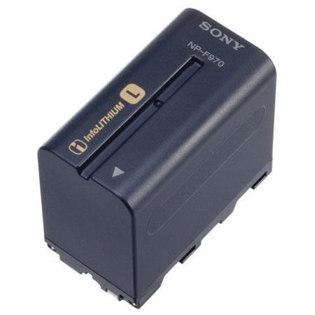 Sony NP-F970 L Series Camcorder Battery
