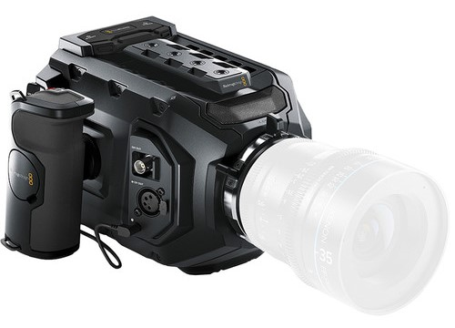Blackmagic Design URSA Mini 4K Camera with EF Mount