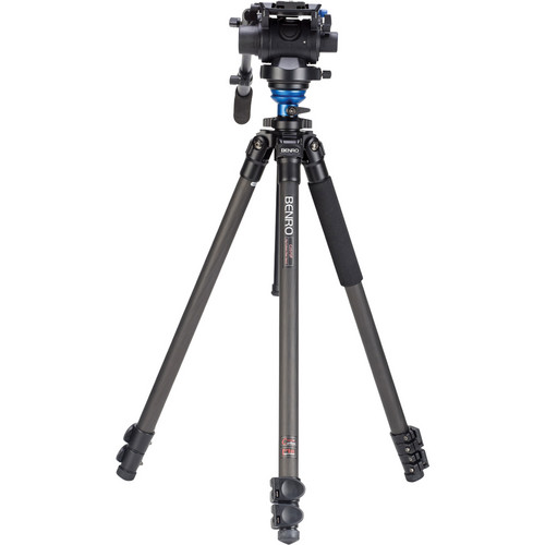 Benro S6 Carbon Fiber Tripod & Video Head
