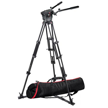 Manfrotto 545GB Pro Video Tripod with 526 Pro Fluid Video Head,