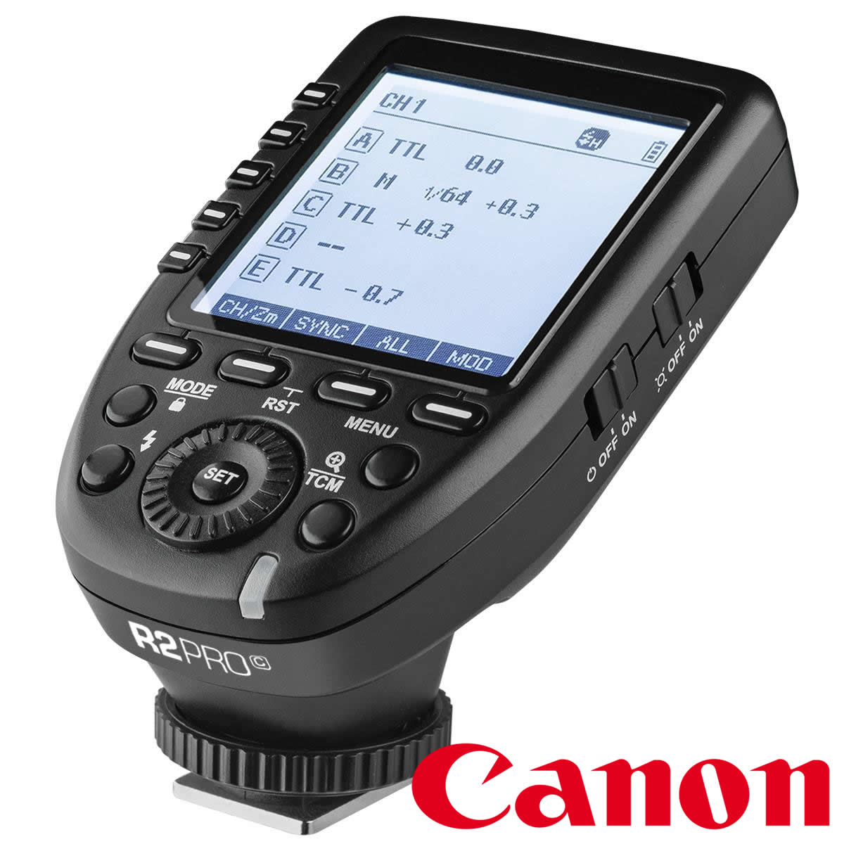 Flashpoint R2 Pro MarkII 2.4GHz Transmitter for Canon