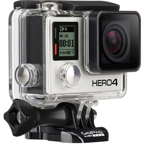 GoPro HERO4 Black (Adventure Edition)