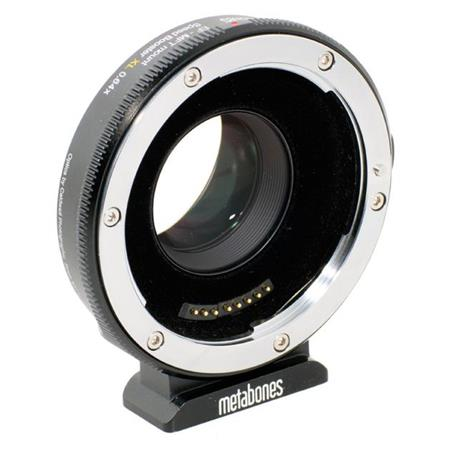 Metabones Speed Booster XL 0.64x Adapter for Full-Frame Canon EF-Mount Lens to Select Micro Four Thi