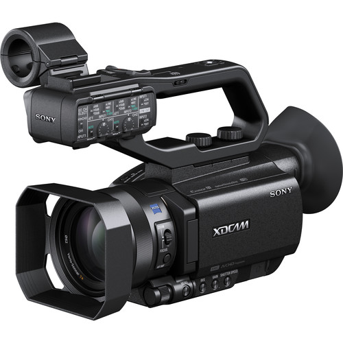 Sony PXW-X70 Professional XDCAM Compact Camcorder with 4K Upgrade