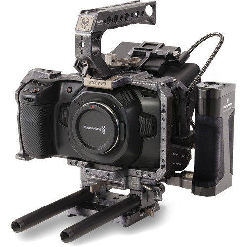 Tilta BMPCC4K/6K Advanced Module (Tactical Gray)