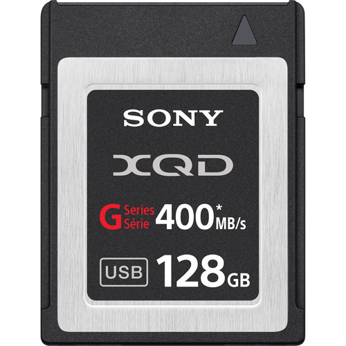 Sony 128GB G Series XQD Memory Card
