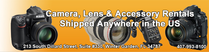 camera lenses, lens rental, camera lens rentals