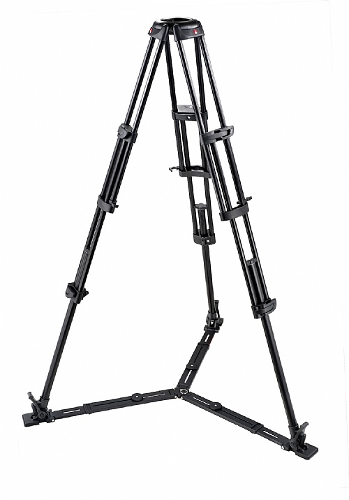 Manfrotto 545GB Pro Video Tripod with 526 Pro Fluid Video